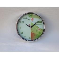 30% DTO. Reloj de pared - colores de plastico