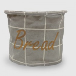 20% DTO. Cesto organizador de tela semi rigida - BREAD