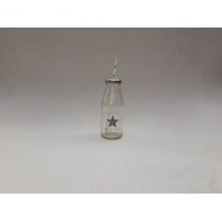 20% DTO. Botella con tapa de metal Estrella gris