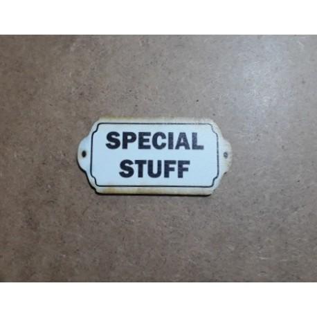 30% DTO. Indetificador de madera Special Stuff