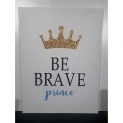 20% DTO. Cuadro de tela set x 2 Prince/Princess