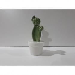 20% DTO. Cactus de ceramica mediano