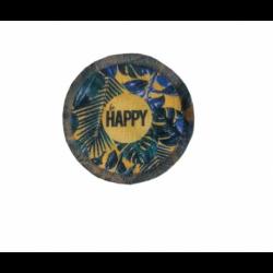1 - Posavasos Be Happy OFERTA 4 X 3 SURTIDOS EN MODELOS