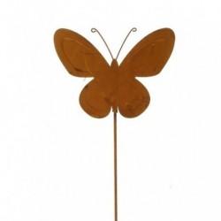20% DTO. Accesorio pinche para maceta Mariposa