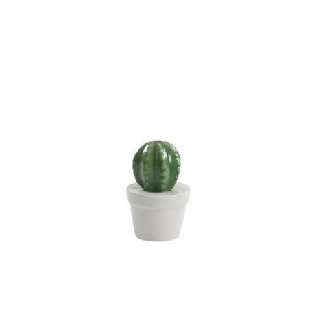20% DTO. Cactus de ceramica chico