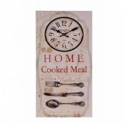 Reloj de parede de MDF vintage HOME