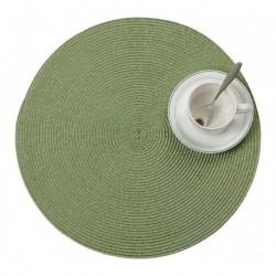 1- Individual circular verde 39cm