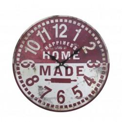 Reloj metal Home made