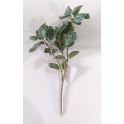 20% DTO. Flor artificial ramo de hojas verdes