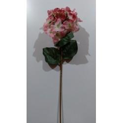 20% DTO. Flor artificial vara flores rosas