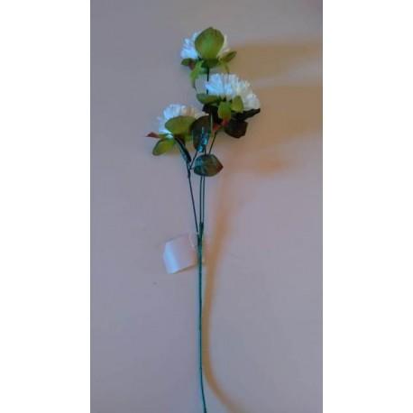 20% DTO. Planta artificial vara flor blanca